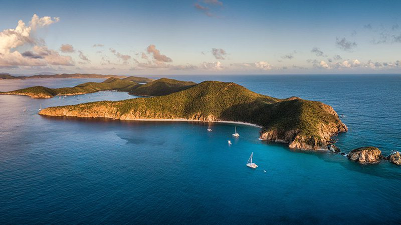 Visit these five islands before summer is over