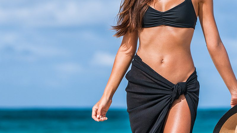 How to shave inches off your waist in weeks
