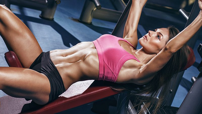 5 ways to get a good physique