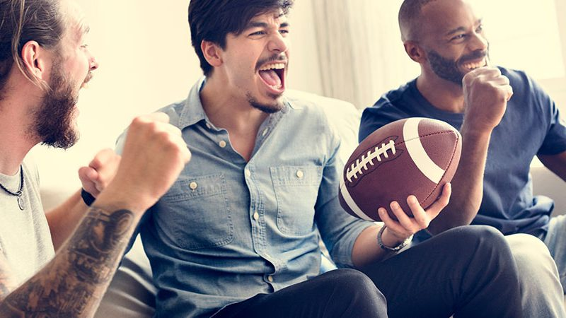 A Healthier Super Bowl Party