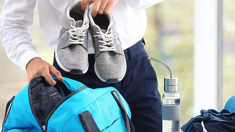 How to squeeze in exercise into your busy schedule