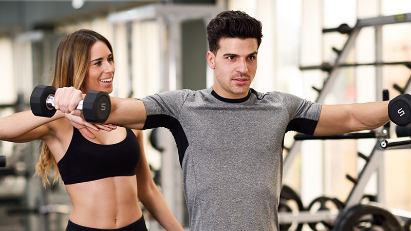 What to consider when hiring a personal trainer