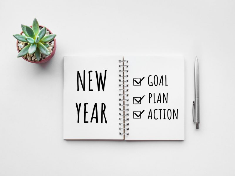 Three Resolutions That's You Can Start Doing Today